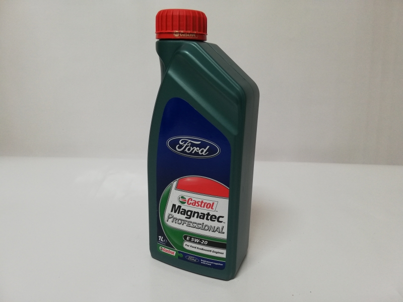 "Моторное масло ""Ford Castrol Magnatec Professional E 5W-20"" (1 л.)"